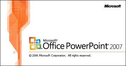 دروس الاعلام الالي للسنة الرابعة  متوسط برنامج 2014 Microsoft-powerpoint-2007